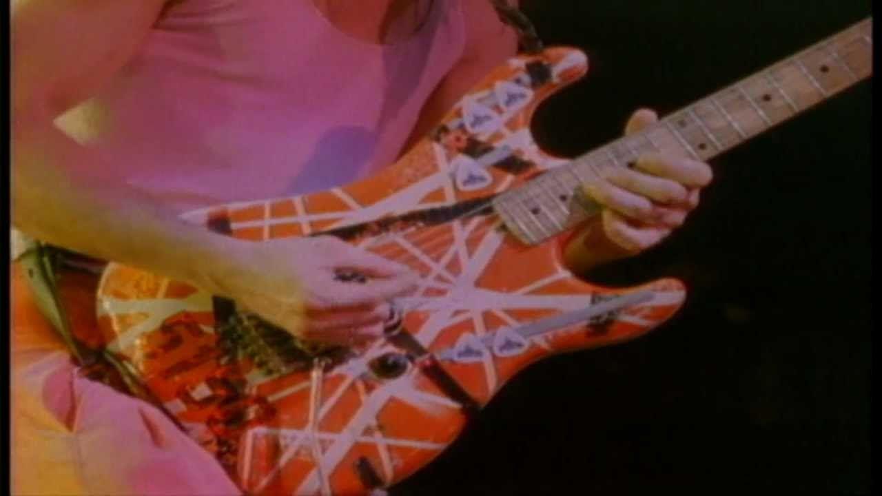 Van Halen Eruption Guitar Solo Guitar Solo Guitar Van Halen