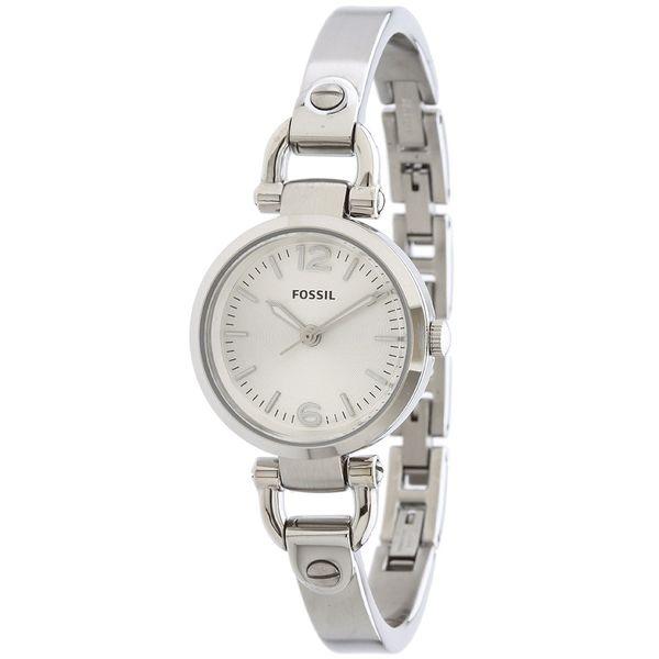 7821e714583 Fossil Women s ES3269 Georgia Silvertone Watch