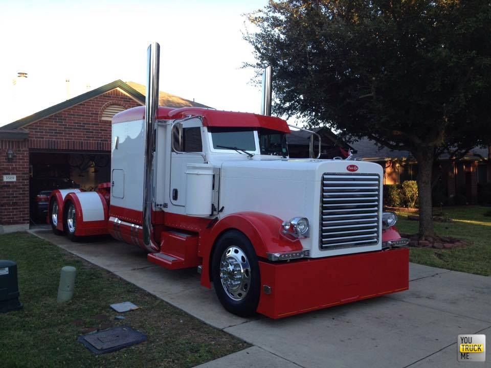 Peterbilt Truck Drivers And Trucks On Pinterest