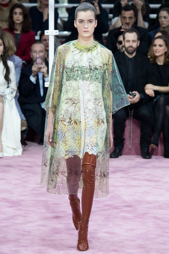 Christian Dior Spring 2015 Couture - Collection