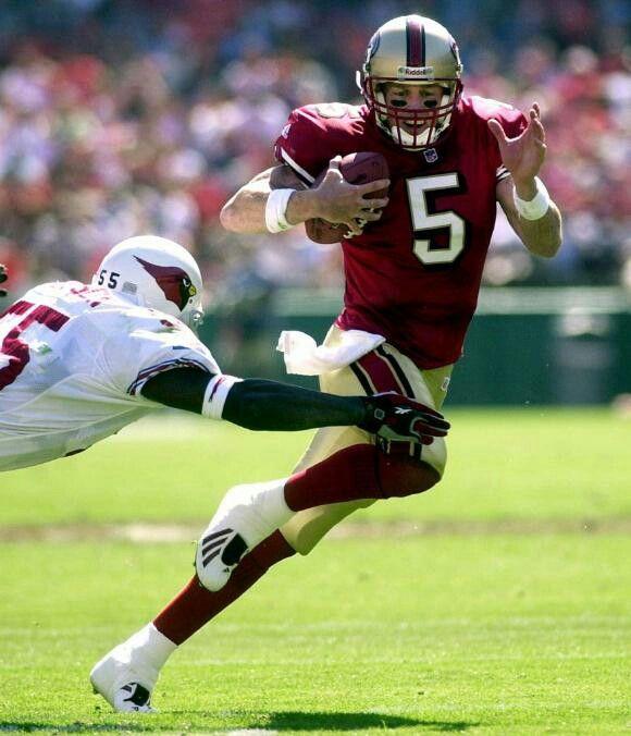 Jeff Garcia, San Francisco Forty Niners | Nfl 49ers, 49ers ...