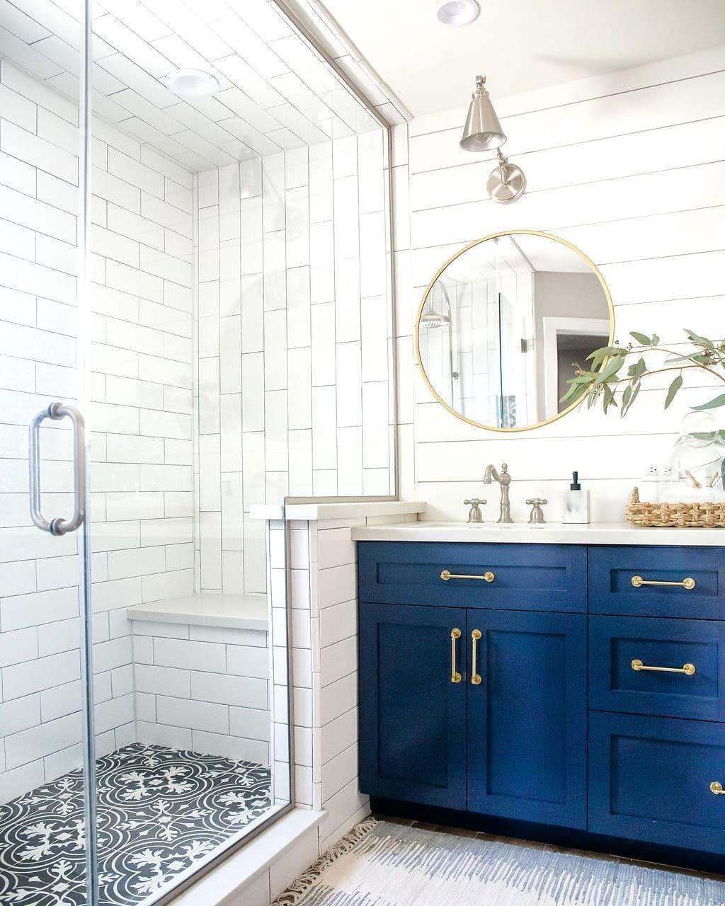 34 Nautical Bathroom Ideas Best