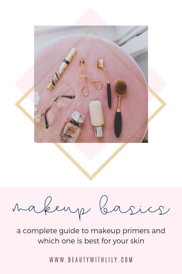 Photo of Makeup 101 Primer