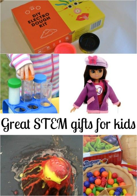 10 Great STEM Gifts