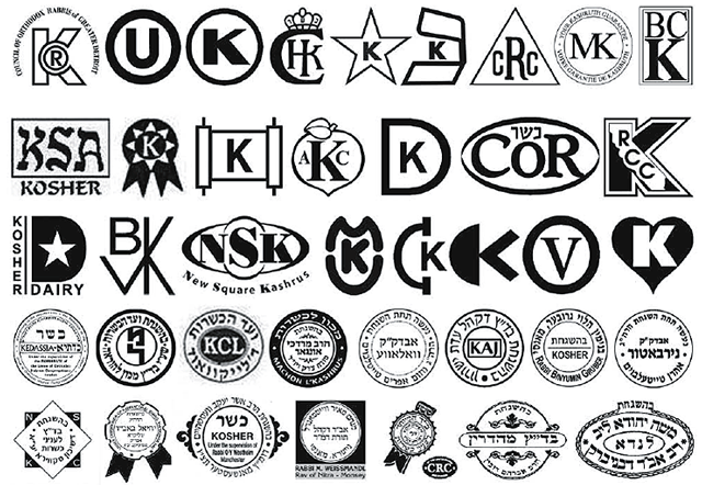 Image result for kosher symbols