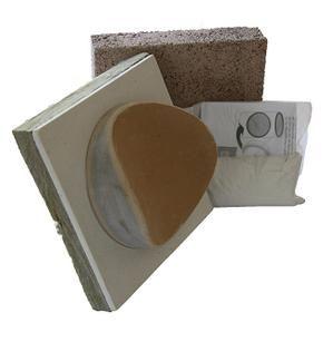 Die Verschlussplatte ist für den Fall konzipiert, das ein Rauchrohranschluss dauerhaft oder temporär unter Einhaltung der Brandschutzbestimmungen