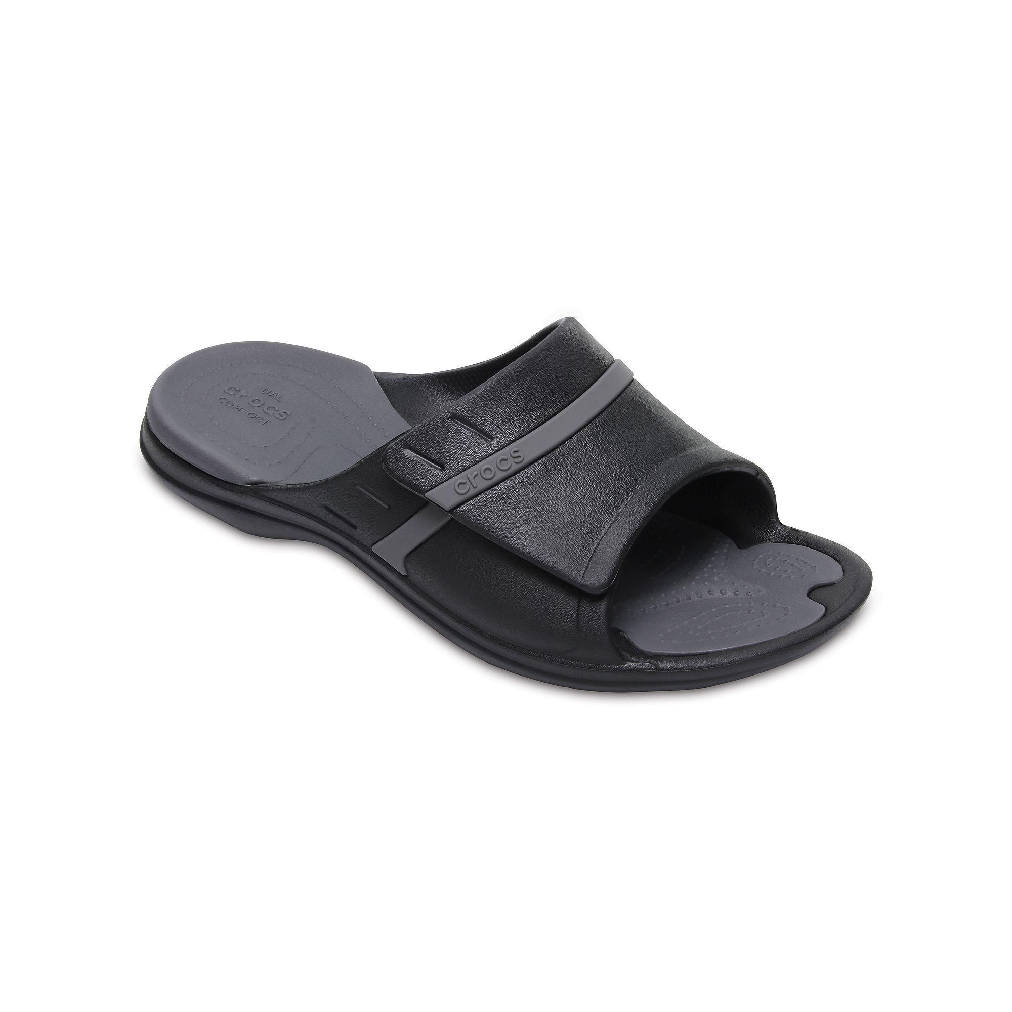 43e0528d39b971 Crocs Modi Sport Men s Slide Sandals