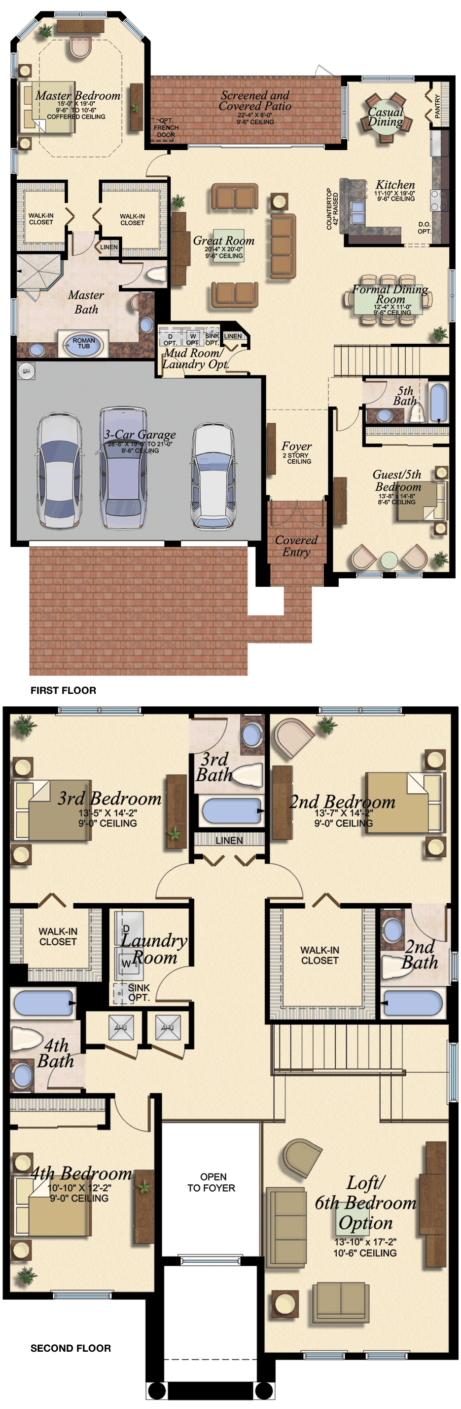 Mandalay floor plan large view interior design pinterest