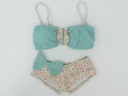 If only I had a beach nearby....#bathingsuit #summer #pastels