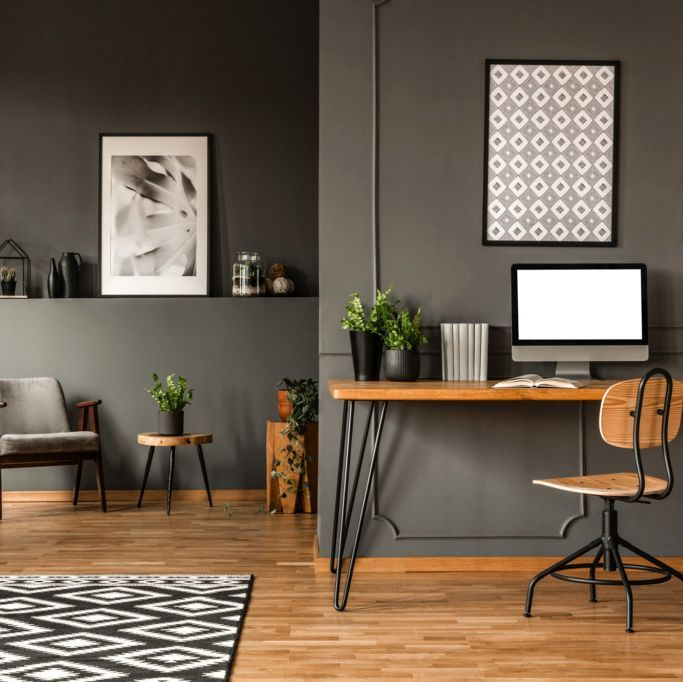 Add Some Spice To Your Home Office | Office furniture ...