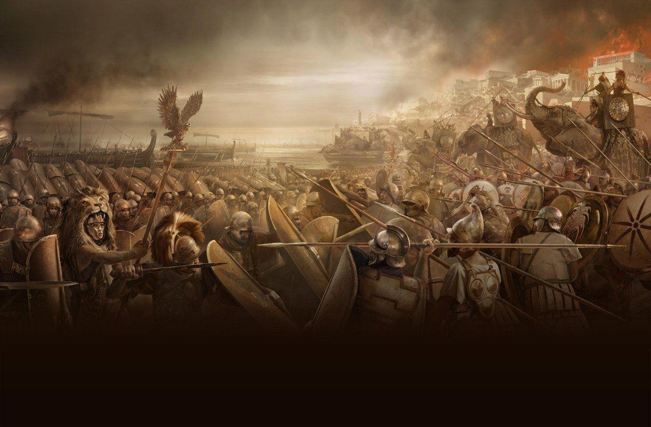Total War Wallpaper