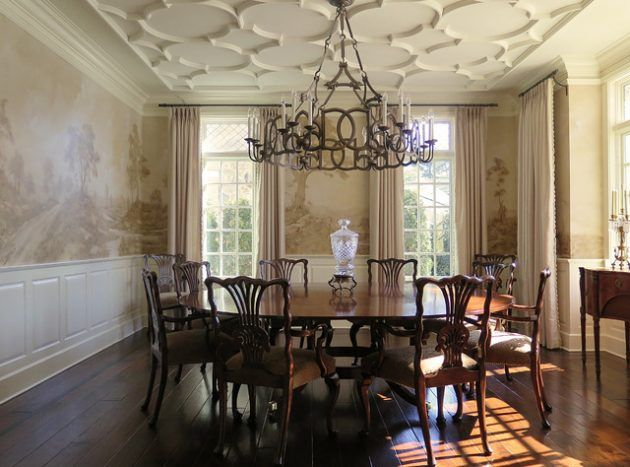 Dining Room Designs That Will Steal