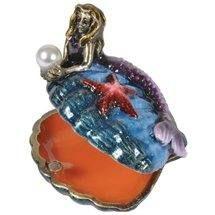 Mermaid Jewelry Holder, Case of 3 $69.70 www.mermaidgardenornaments.com - Mermaid Jewelry Holders
