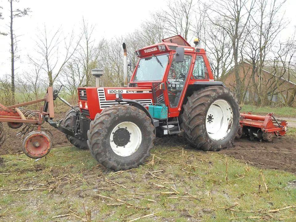 fiatagri 100 90 dt turbo new holland ford fiatagri pinterest tractor and ford. Black Bedroom Furniture Sets. Home Design Ideas