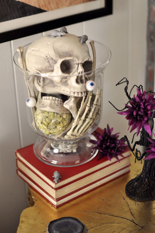 25 Cheap Halloween Decorations Ideas Halloween Pinterest - ideas halloween decorations