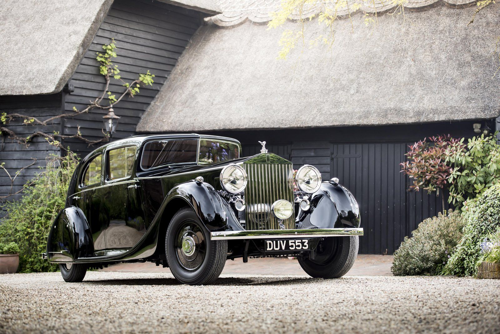 Rolls-Royce Names Field Marshal Bernard Montgomery\'s Phantom III As ...