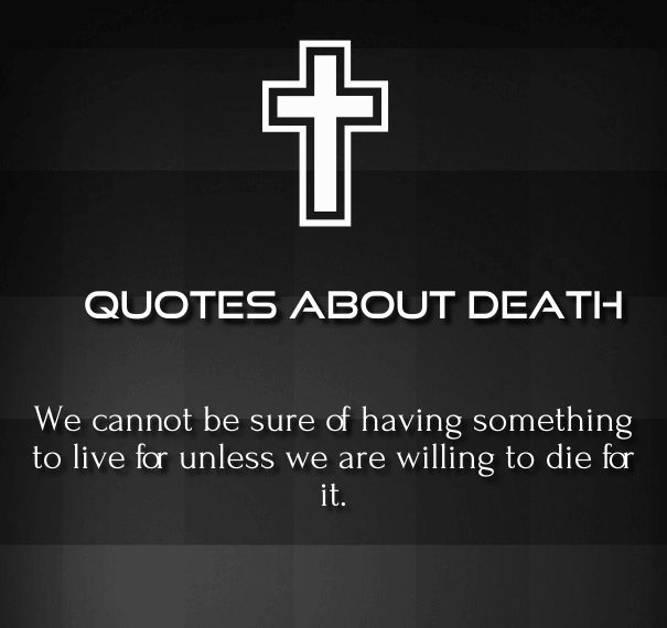 Inspirational Quotes About Death Of A Loved One