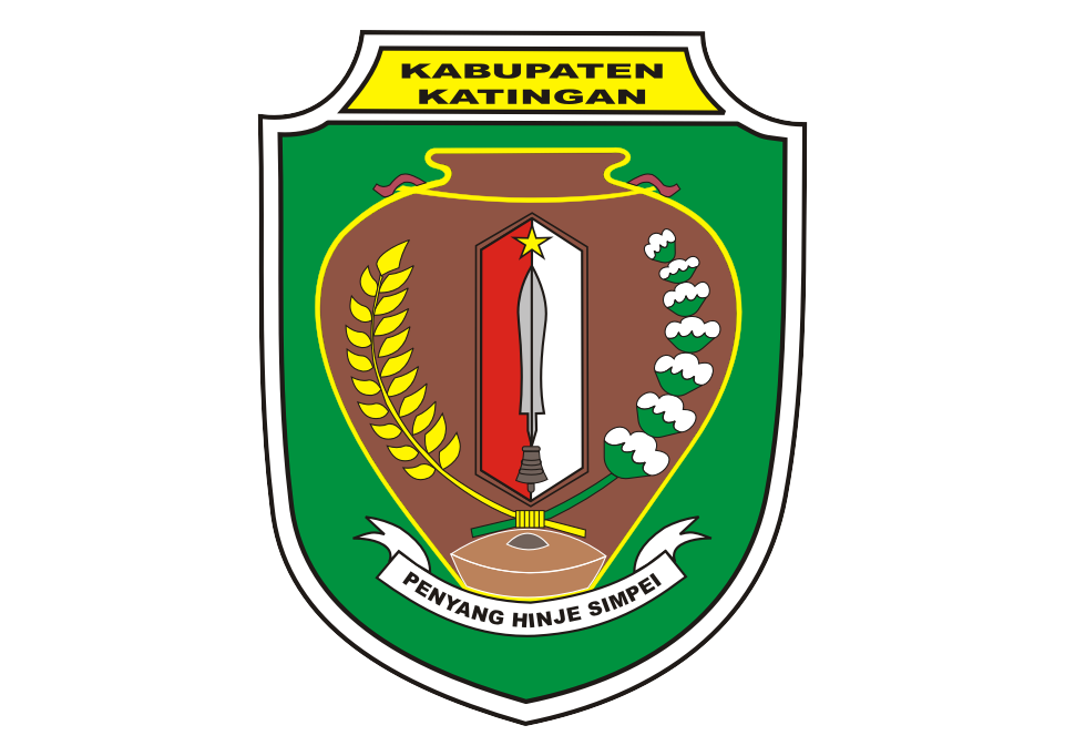 Logo Kabupaten Katingan Vector