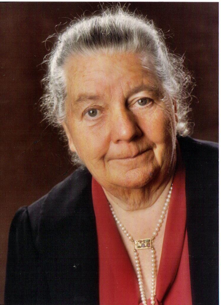 Dr Joanne Budwig