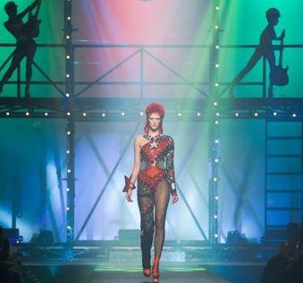 Fashion Week 2013 – Jean-Paul Gaultier retour dans les années 80