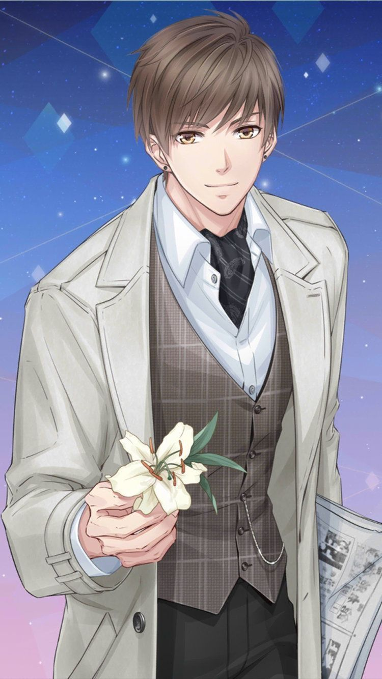 Gavin mr love queens choice handsome anime guys