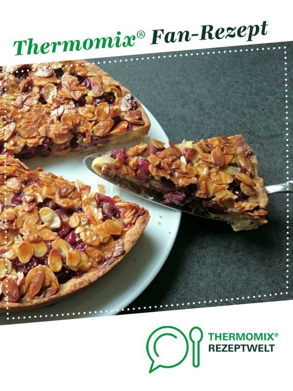 Photo of Cherry-almond cake