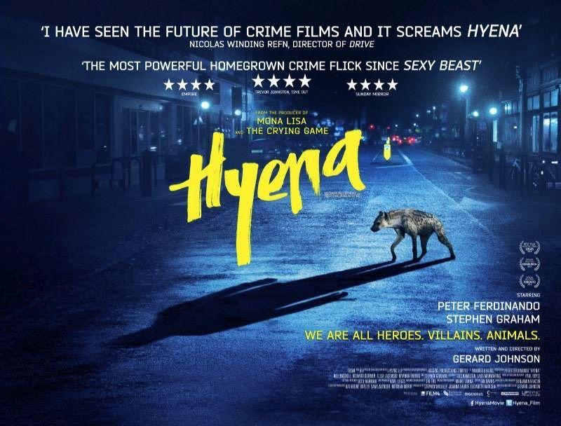 HYENA..Trailer