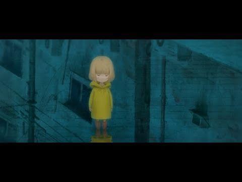 rain town アニメーション 自主制作アニメ コンセプトアート