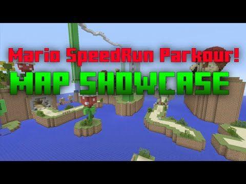 Minecraft Xbox 360/One: Mario Speedrun Parkour map Download ...