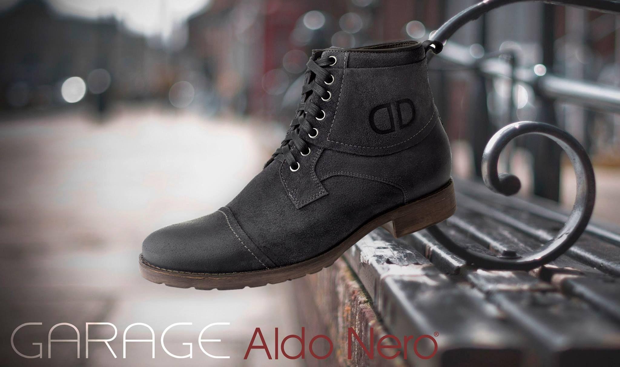 e13ef462f4162 Botines de hombre Aldo Nero, son perfectos para un look casual ...