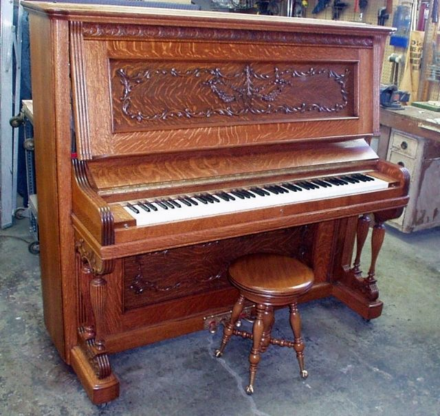 Old Western Piano Google Search Piano Upright Piano Let Her Go