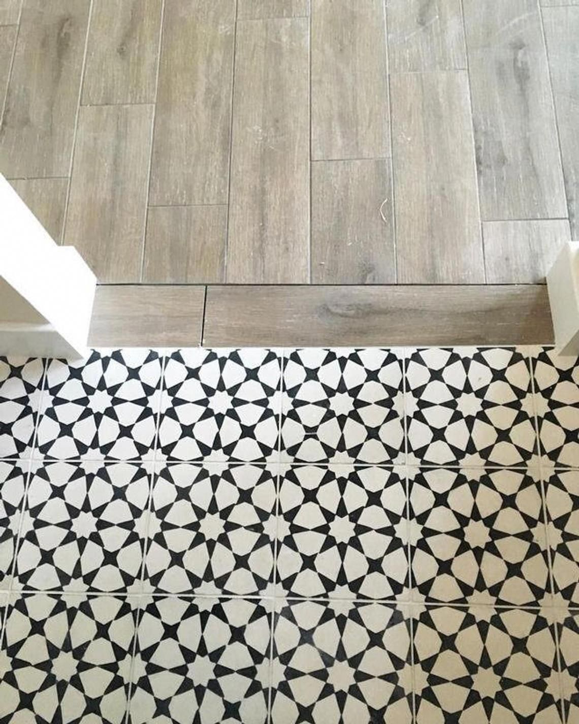 Tile Sticker Kitchen bath floor fireplace Waterproof
