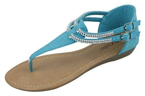 New Women's Gem Fashion Sandals Turquoise Size 9 Starbay http://www.amazon.com/dp/B01016V7RC/ref=cm_sw_r_pi_dp_8LDbwb1H3VRYR