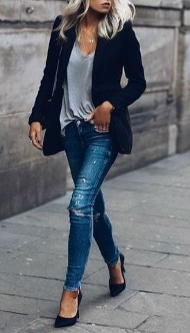 15+ Fall Street Style Trends 2019, fall outfits,  fall fashion #falloutfits2019trends