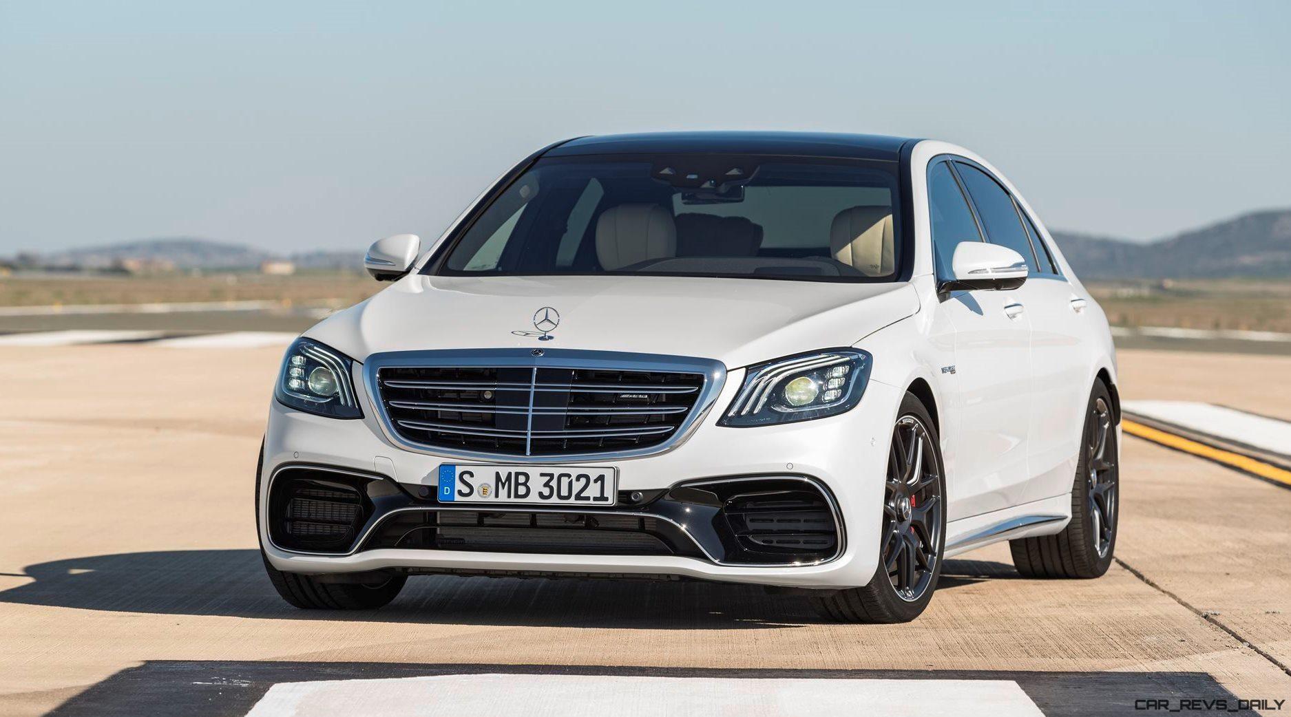 3 4s 186mph 2018 Mercedes Amg S63 Scores Full Drivetrain Makeover Car Shopping Car Revs Daily Com New Mercedes Amg Mercedes S Class Coupe Benz S Class