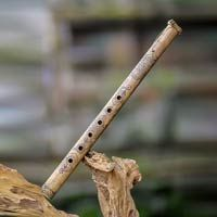 Bamboo flute, 'Eye of the Earth III'