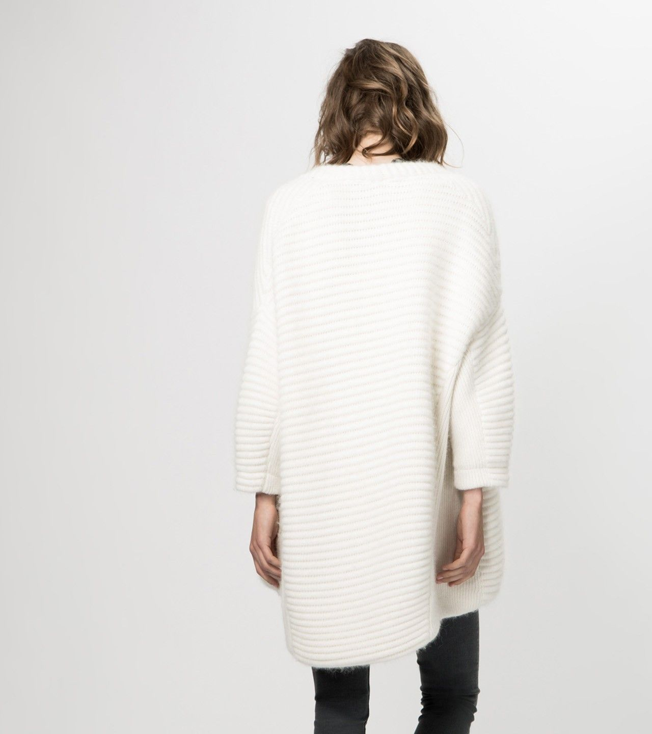 maje GLACIER Angora Blend Cardigan at Maje US | lovely things to ...