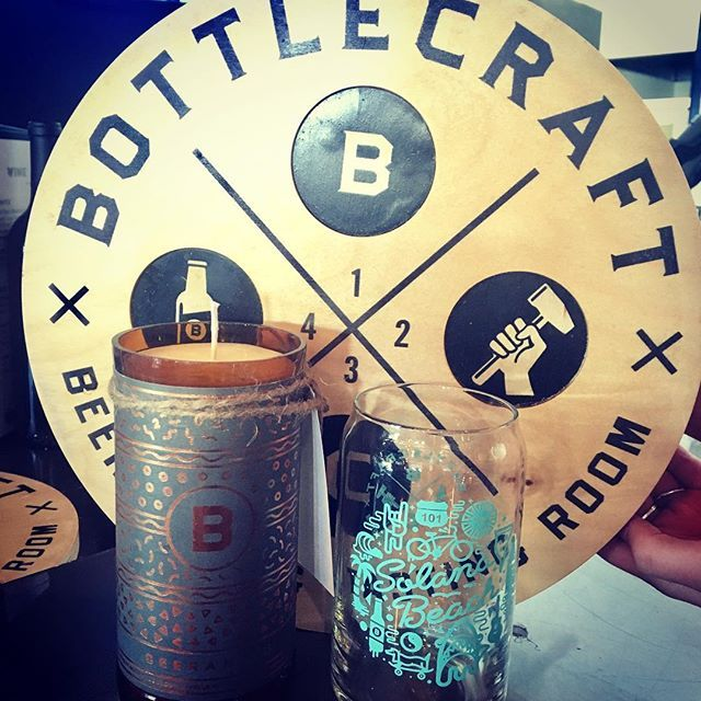 Grand opening @bottlecraftsolanabeach ! #iheartbeer #sandiegobeer #beerbottlecandles #beeramisu #candlelover #buylocal #sandiego #sandiegoconnection #sdlocals #sandiegolocals - posted by Wine Reflections https://www.instagram.com/winereflectionssd. See more San Diego Beer at http://sdconnection.com