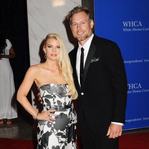 Jessica Simpson Marries Fiance Eric Johnson In Lavish�Ceremony