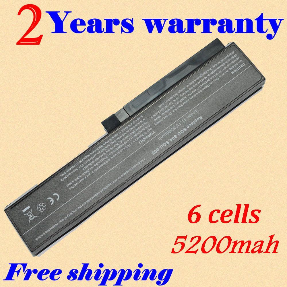 Jigu Laptop Battery For Fujitsu R410 R510 3ur18650 2 T0188 R560 Squ 804 Squ 805 Squ 807 Squ 904 Sw8 3s4400 B1b1 3ur186 Laptop Accessories Laptop Battery Laptop