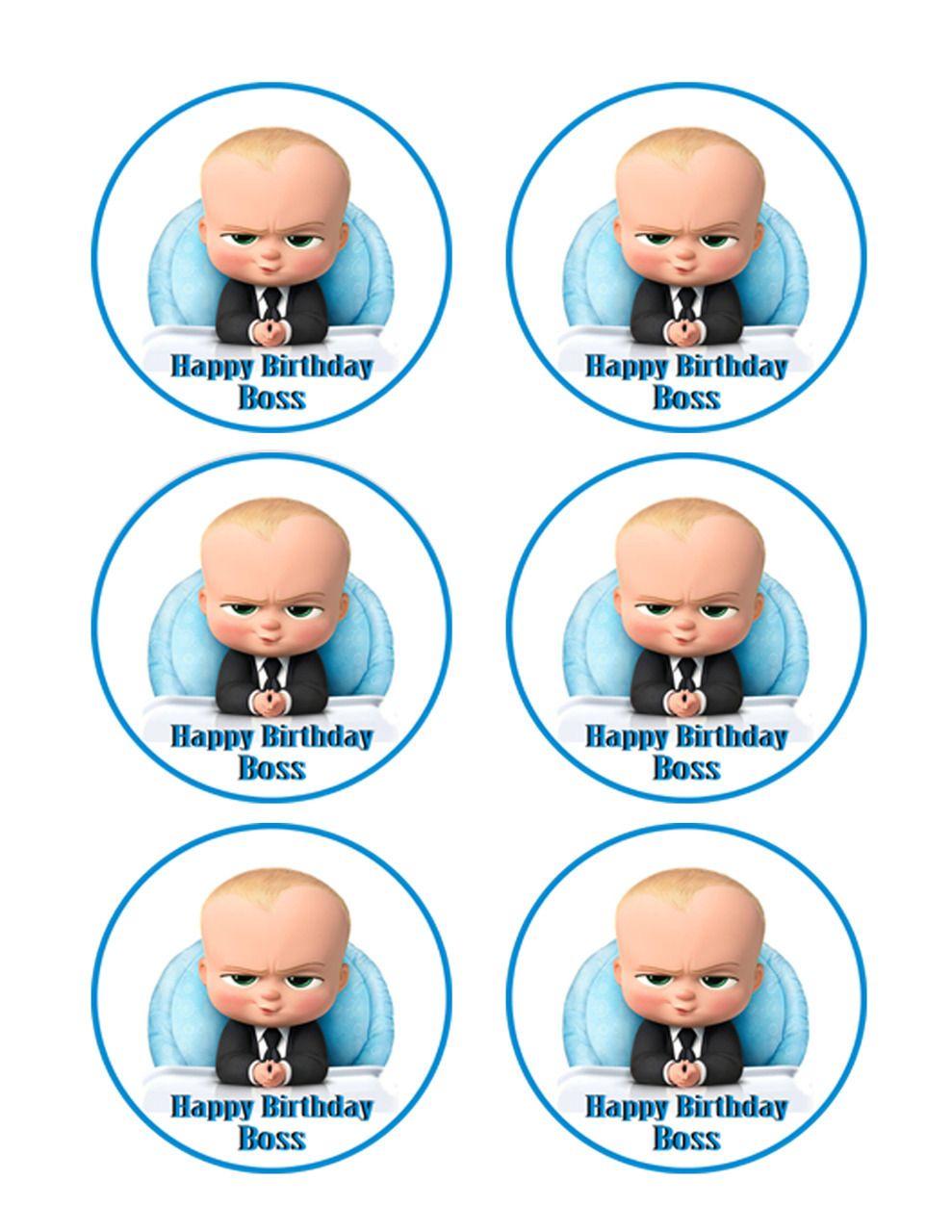 20++ Boss baby cake topper template ideas in 2021