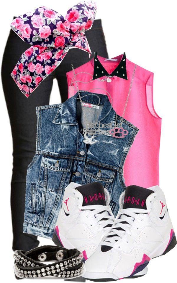 Air Jordans Women Outfit #Air #Jordans #Women Outfit. Jordan Outfits ...