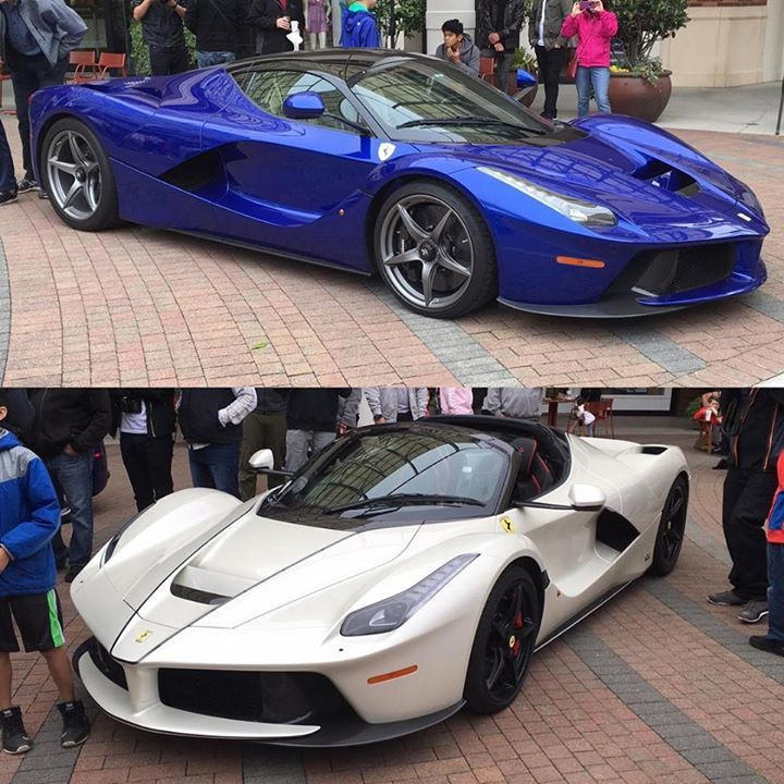 Top Or Bottom Ferrari Luxurycars Hypercars Http Buff Ly