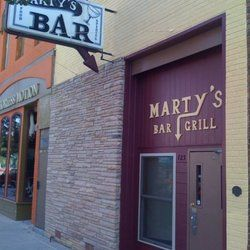 Marty S Mt Pleasant Mi Neon Signs Marty Bar Grill
