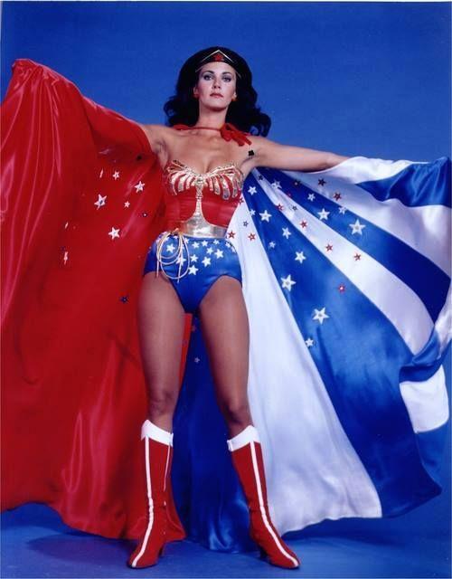 Wonder Woman - Lynda Carter, c. late 1970s