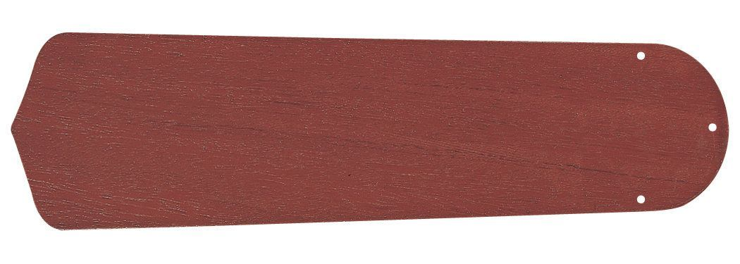 "Craftmade B552S Custom Wood 52"" (Pack of 5) Rosewood Ceiling Fan Accessories Fan Blades Fan Blades"