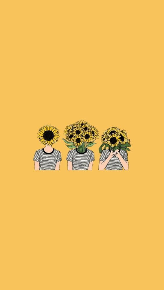 Pin By Marysol Escobedo On Iphone Background In 2020 Sunflower