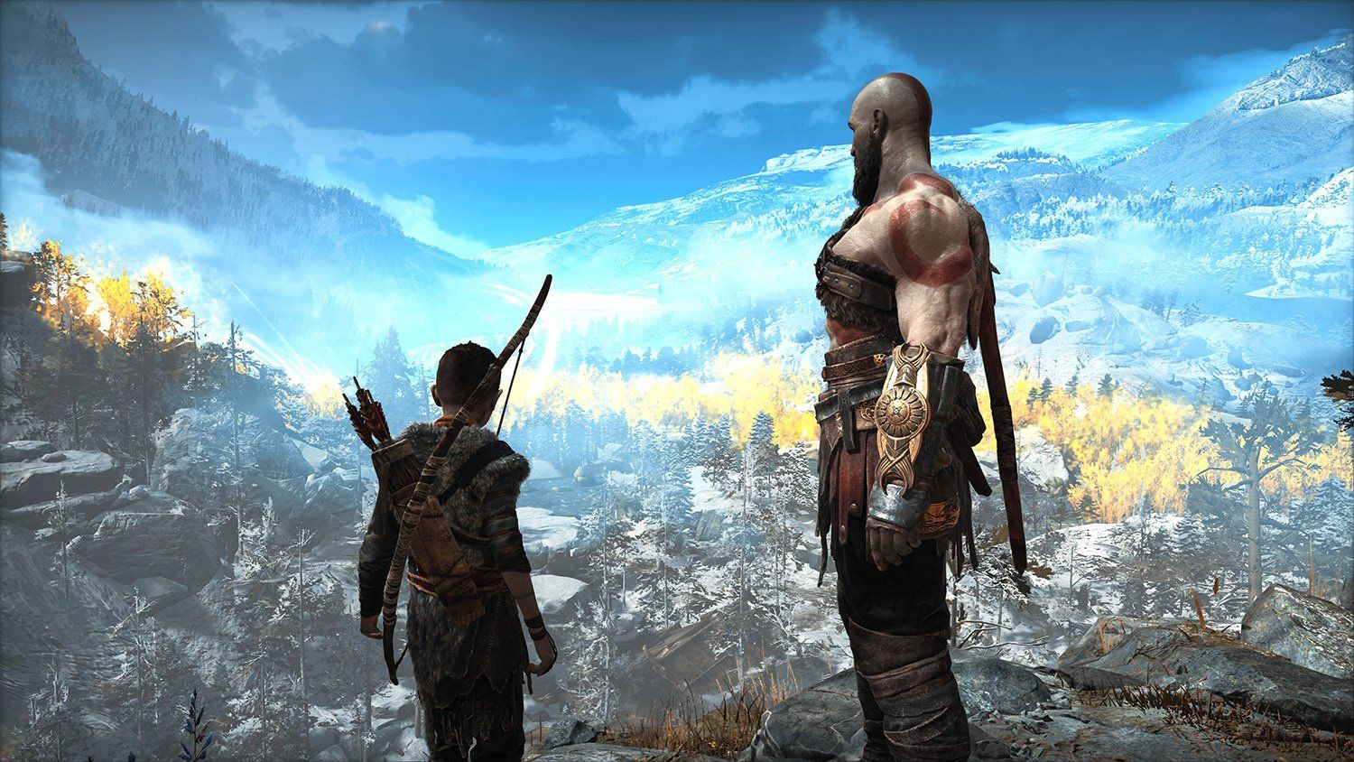 The New God Of War On Ps4 Is The First Must Play Game Of 2018