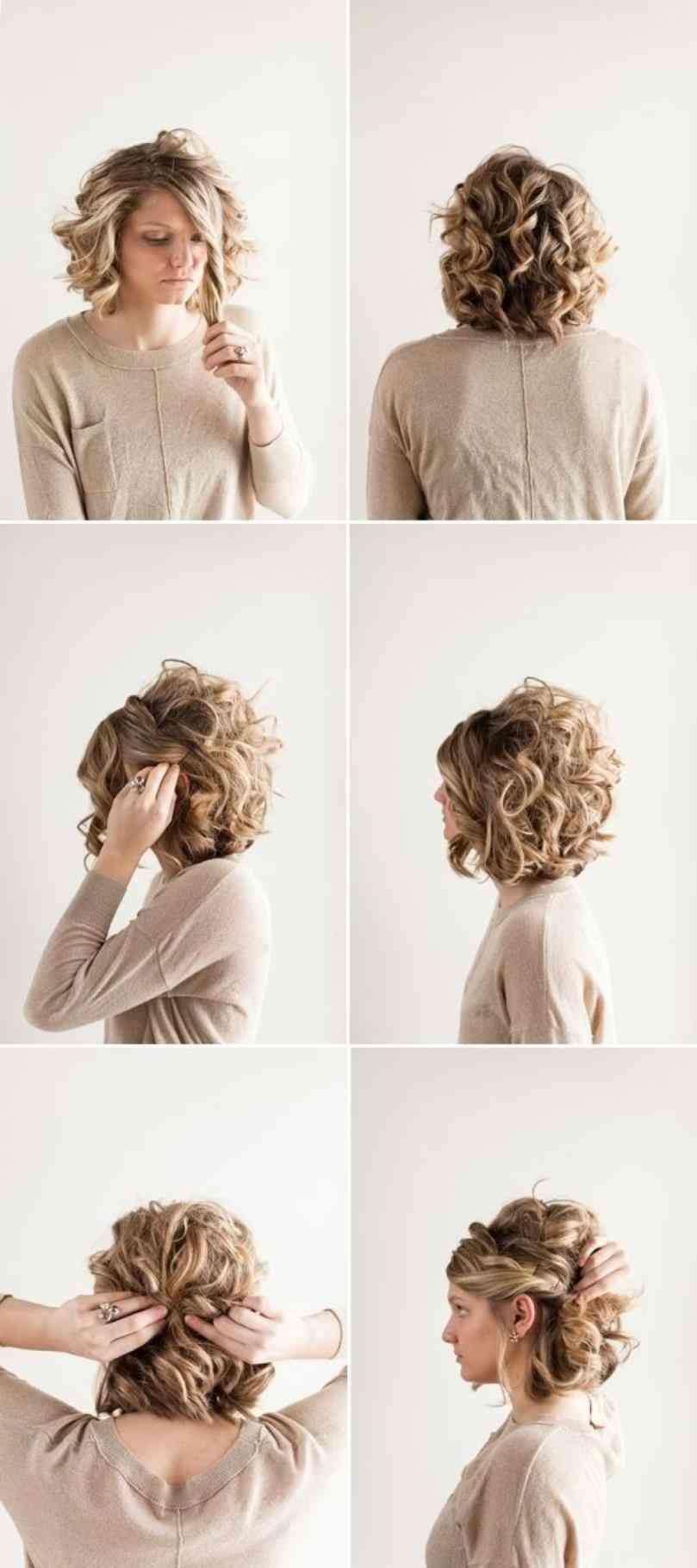 Kurzes haar frisuren für prom acconciature pinterest hair