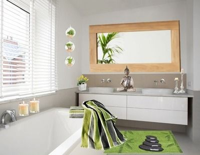 Farben grau, grün, braun For the Home Pinterest Entspannung - wohnzimmer in grun und braun